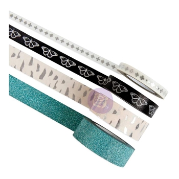 Prima Marketing ZELLA TEAL Decorative Tape 595531