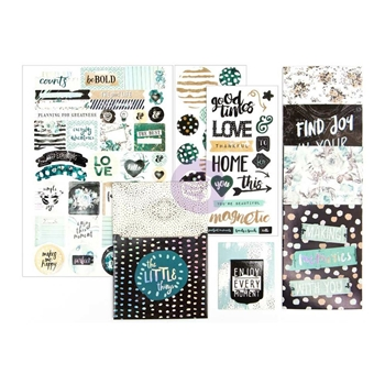 Prima Marketing ZELLA TEAL Goodie Pack 595591