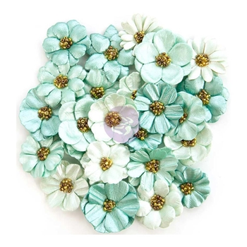 Prima Marketing ZELLA DREAMS Zella Teal Flowers 597160