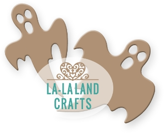 La-La Land Crafts GHOSTS Die 8340