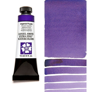 Daniel Smith IMPERIAL PURPLE 15ML Extra Fine Watercolor 284600174