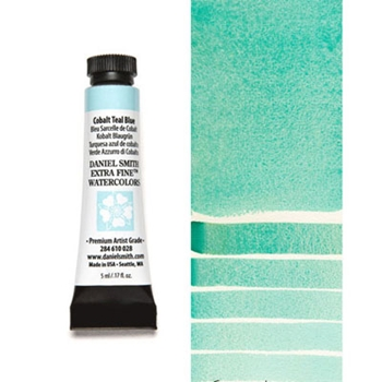 Daniel Smith COBALT TEAL BLUE 5ML Extra Fine Watercolor 284610028