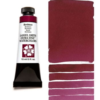 Daniel Smith BORDEAUX 15ML Extra Fine Watercolor 284600008
