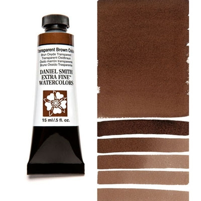 Daniel Smith TRANSPARENT BROWN