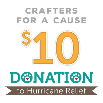 $10 DONATION FOR HURRICANE RELIEF