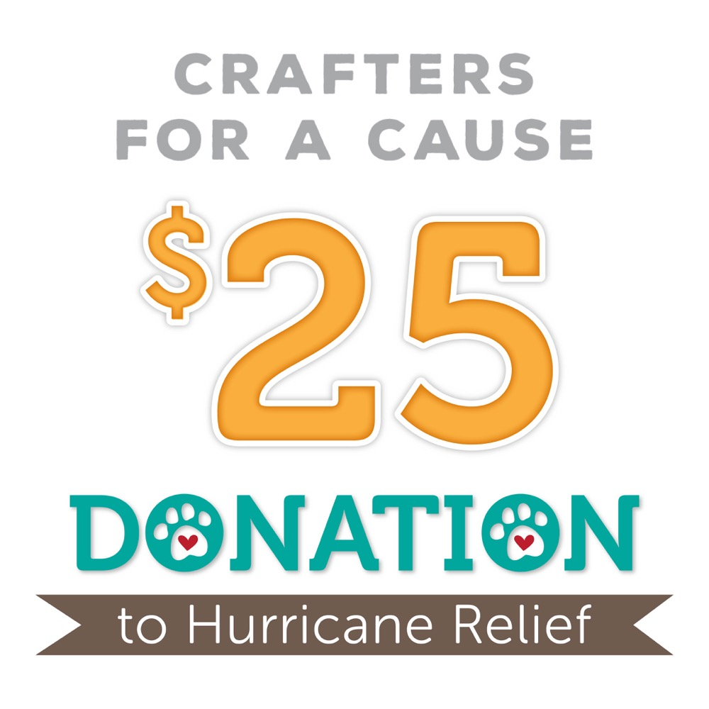 $25 DONATION FOR HURRICANE RELIEF