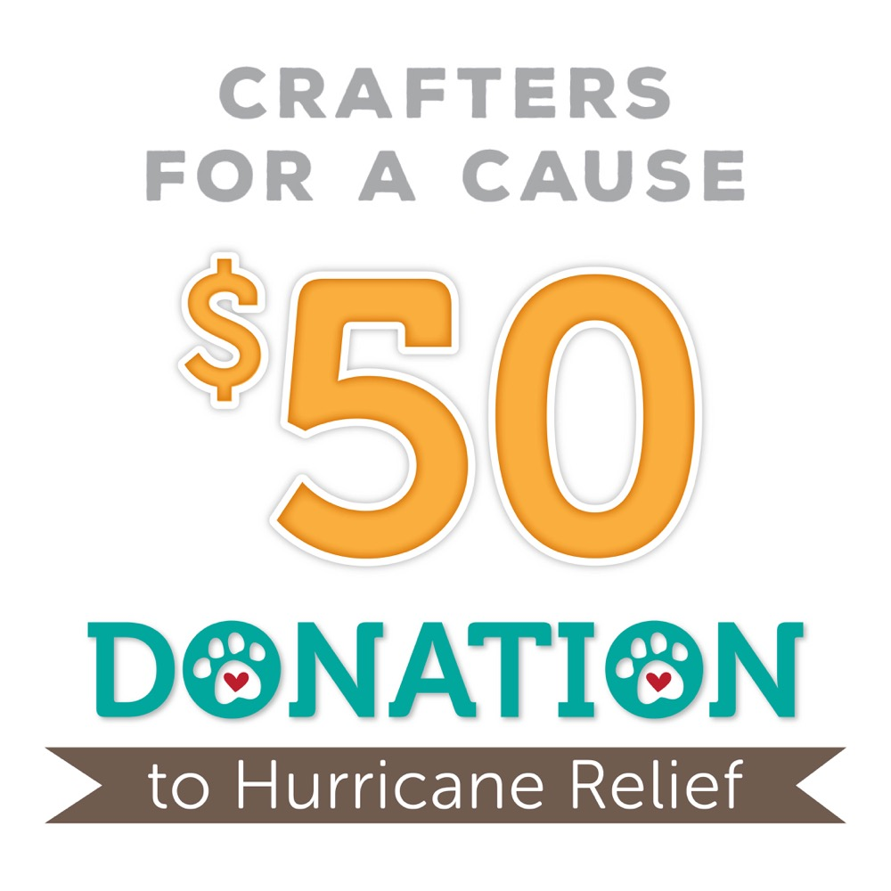 $50 DONATION FOR HURRICANE RELIEF