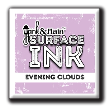 Pink and Main EVENING CLOUDS Surface Ink Pad 02662