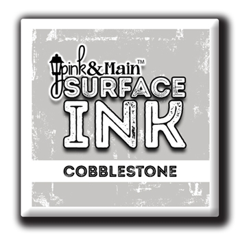 Pink and Main COBBLESTONE Surface Ink Pad 023679