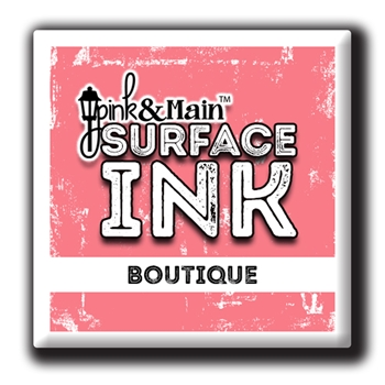 Pink and Main BOUTIQUE Surface Ink Pad 023617