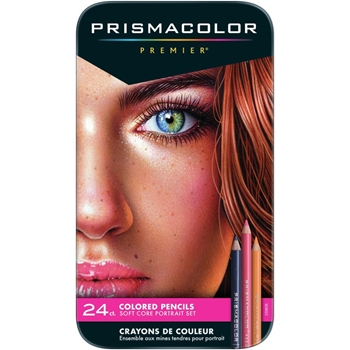 Prismacolor Premier PORTRAIT Colored Pencils 25085