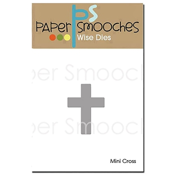Paper Smooches MINI CROSS Wise Die OCD411