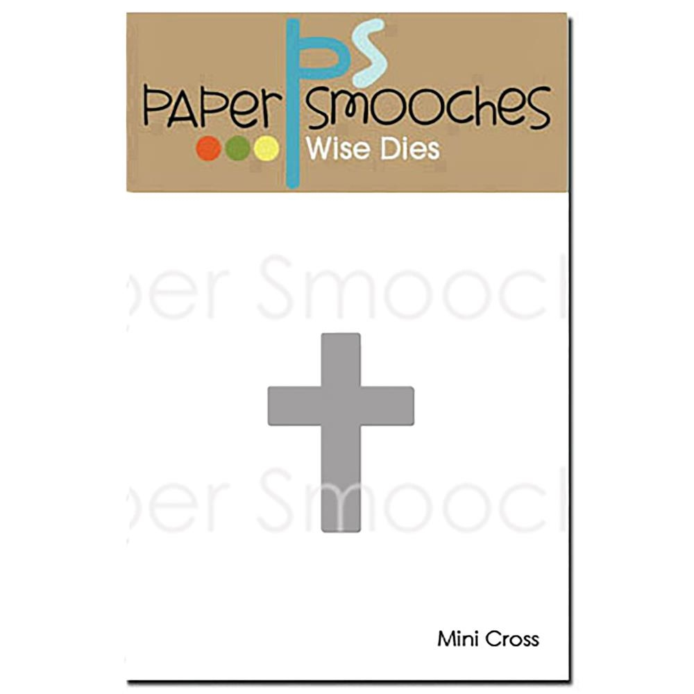 Paper Smooches MINI CROSS Wise Die OCD411 zoom image