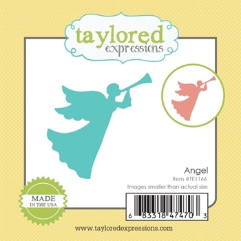 Taylored Expressions Little Bits ANGEL Die Set TE1166