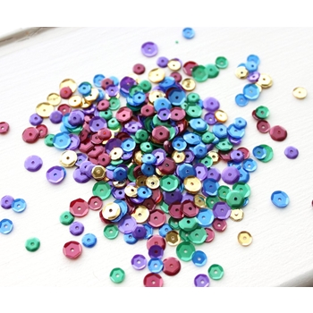 Neat and Tangled JEWEL TONES Sequin Mix NAT312
