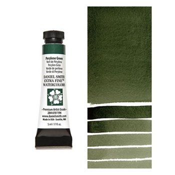 Daniel Smith PERYLENE GREEN 5ML Extra Fine Watercolor 284610194