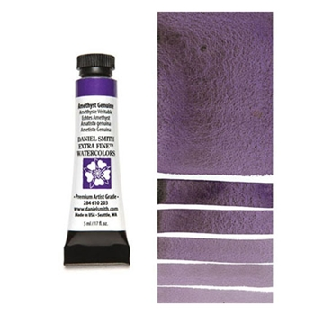 Daniel Smith AMETHYST GENUINE 5ML Extra Fine Watercolor 284610203