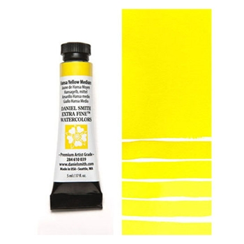 Daniel Smith HANSA YELLOW MEDIUM 5ML Extra Fine Watercolor 284610039