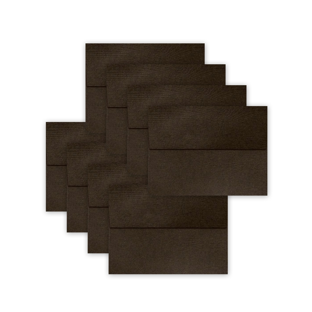 Simon Says Stamp Envelopes WALNUT WOODGRAIN