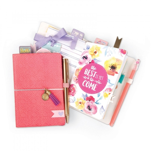 Sizzix POCKET TRAVELERS NOTEBOOK Bigz L Die 662467 Preview Image