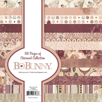 BoBunny 6 x 6 CHARMED Paper Pad 22617278
