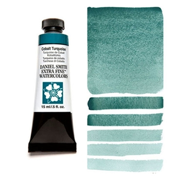 Daniel Smith COBALT TURQUOISE 15ML Extra Fine Watercolor 284600029