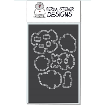 Gerda Steiner Designs SNOW ANGEL Die Set gsd508die