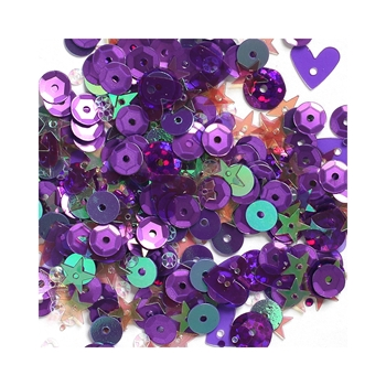 28 Lilac Lane VINYARD HUES Sequin Mix PS507