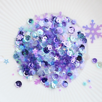 Little Things From Lucy's Cards MAGICAL Sparkly Shaker Mix LBM16