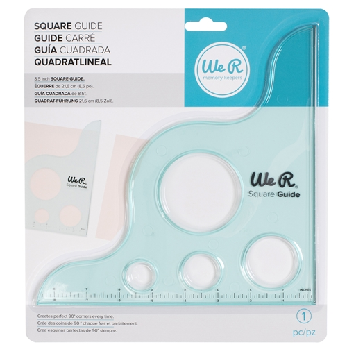 We R Memory Keepers SQUARE GUIDE Tool 660073 Preview Image