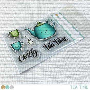 Create A Smile BEAST FEAST Clear Stamps clcs62