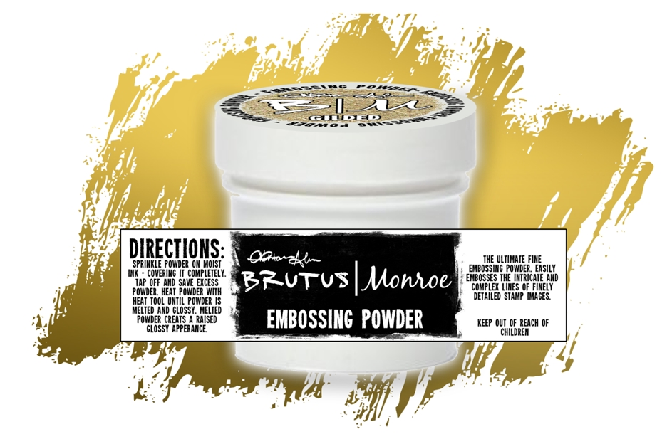 Brutus Monroe GILDED Ultra Fine Embossing Powder BRU2487 zoom image