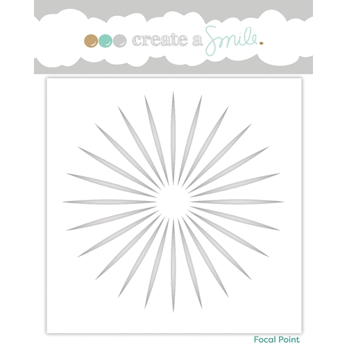 Create a Smile Focal Point Stencil