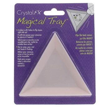 Beadsmith MAGICAL TRAY For Rhinestones mgpc-tray