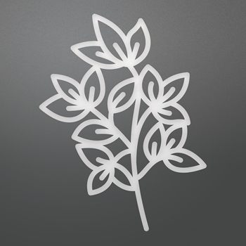 Couture Creations CLASSIC BRANCH Die Bohemian Bouquet ult158056