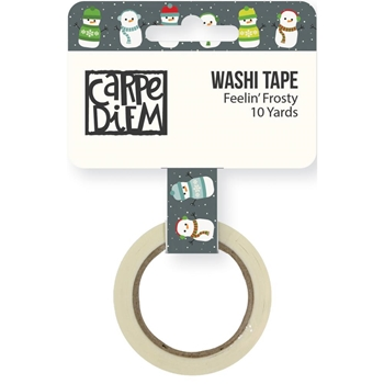Simple Stories FEELIN' FROSTY Sub Zero Washi Tape 9437