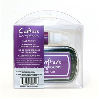 Crafter's Companion GLUE PAD KIT cc-blupad