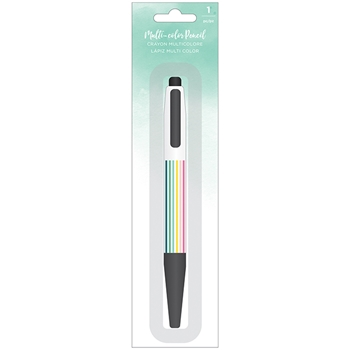 Crate Paper GOOD VIBES Multi-Colored Mechanical Pencil 346146