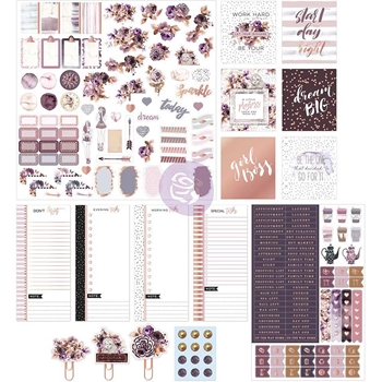 Prima Marketing ENCHANTED Planner Kit 596415