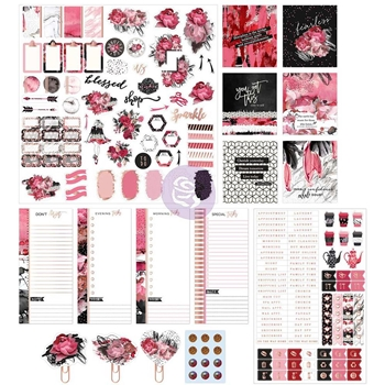 Prima Marketing DREAM ON Planner Kit 596408