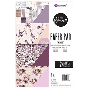 Prima Marketing A4 Paper Pad ENCHANTED 596545