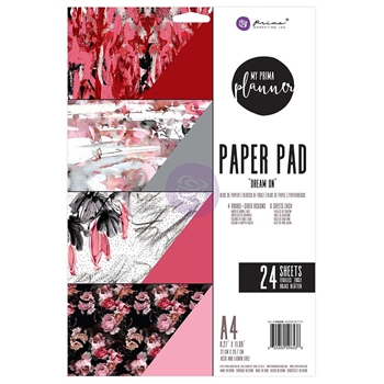 Prima Marketing A4 Paper Pad DREAM ON 596538