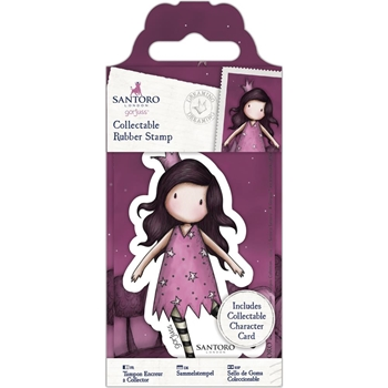 DoCrafts DREAMING Mini Cling Stamp Gorjuss 907147