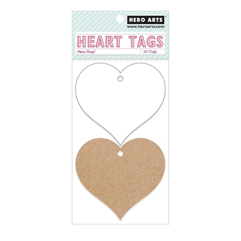 Hero Arts HEART TAGS PS770