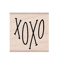 Hero Arts Rubber Stamps XOXO A6266