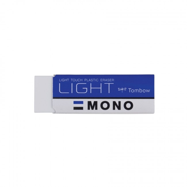 Tombow Mono LIGHT TOUCH PLASTIC ERASER 5356 zoom image