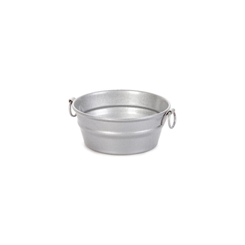 Darice MINI METAL WASHTUB Timeless Minis 230703D