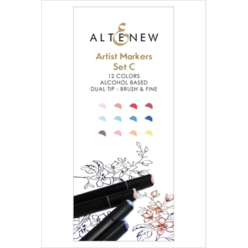 Altenew Artists Markers SET C ALT1783