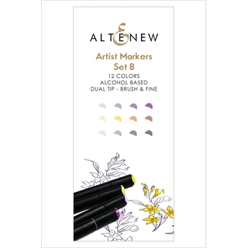 Altenew Artists Markers SET B ALT1782
