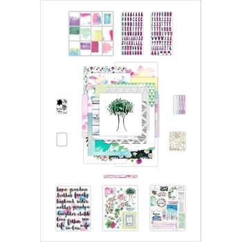 Altenew OUR FAMILY SCRAPBOOK COLLECTION Kit ALT1784